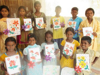 Serving community by nurturing young minds